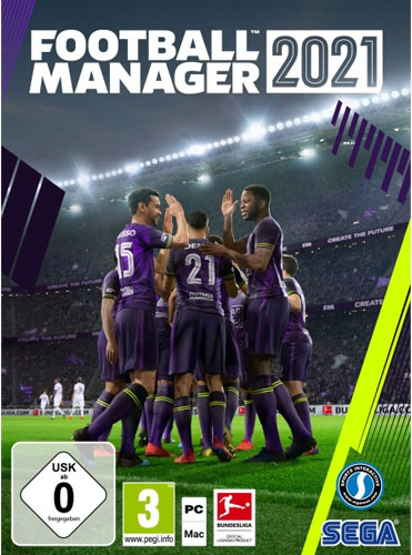 Football Manager 2021  PC Steam