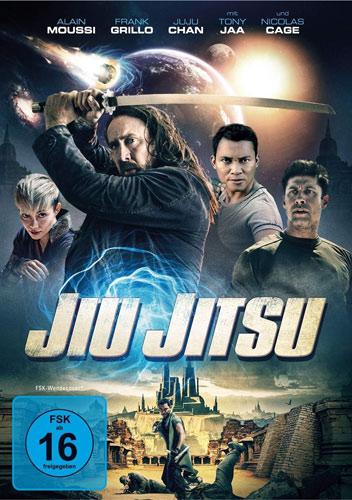 Jiu Jitsu (DVD) Min: 98/DD5.1/WS