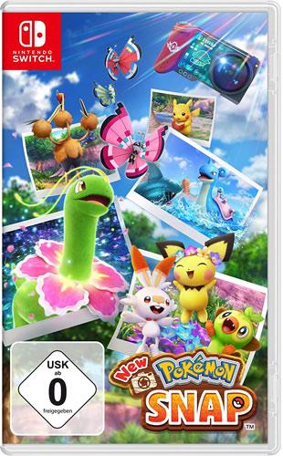 Pokemon   Snap  Switch  AUSVERKAUFT New Pokemon