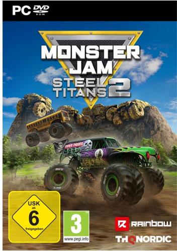 Monster Jam Steel Titans 2  PC