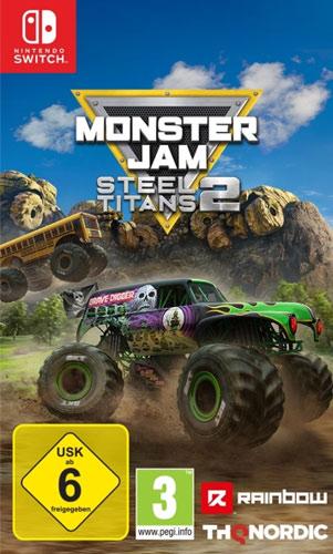 Monster Jam Steel Titans 2  SWITCH