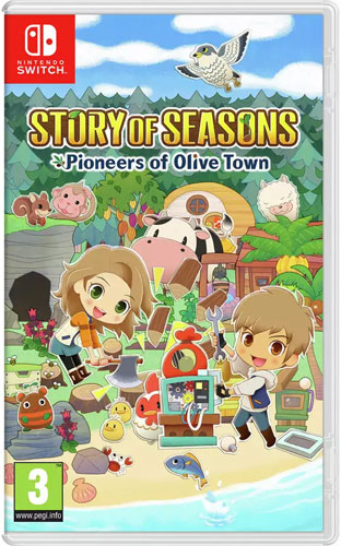 Story of Seasons 2  Switch  UK Pioneers of Olive Town