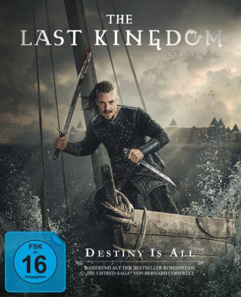 Last Kingdom, The - Staffel #4 (BR) Digi Min: 555/DD5.1/WS   4Disc
