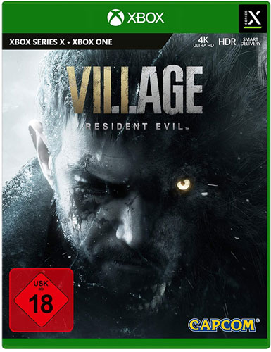 Resident Evil  Village  XBSX auch XB-One