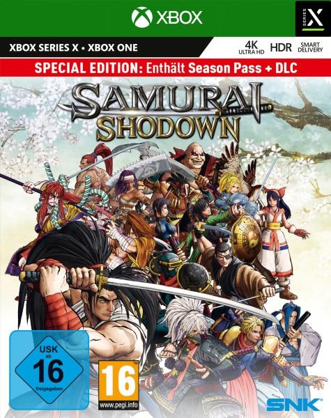 Samurai Shodown  XBSX  Spec. Edition