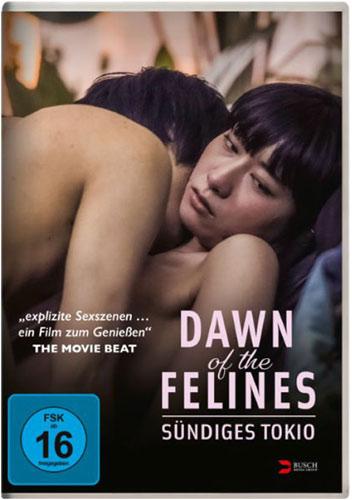 Dawn of the Felines(DVD)VL Sündige Tokio Min: 82/DD5.1/WS