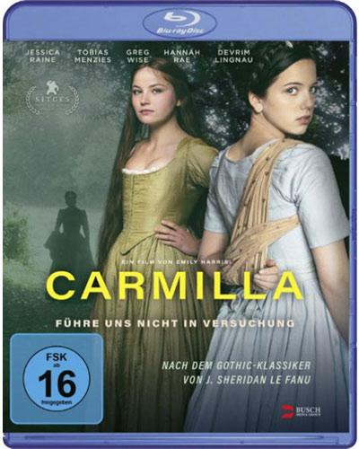 Carmilla (BR)VL Min: 94/DD5.1/WS
