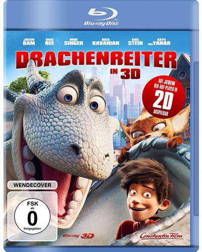 Drachenreiter (BR)VL 3D&2D BluRay 2D&3D abspielbar
