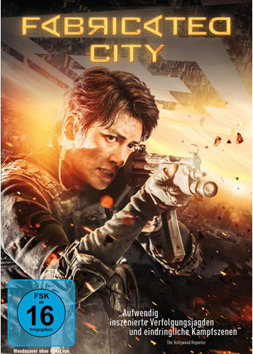 Fabricated City (DVD)VL Min: 121/DD5.1/WS
