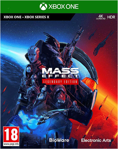 Mass Effect Legendary Edition  XB-One AT