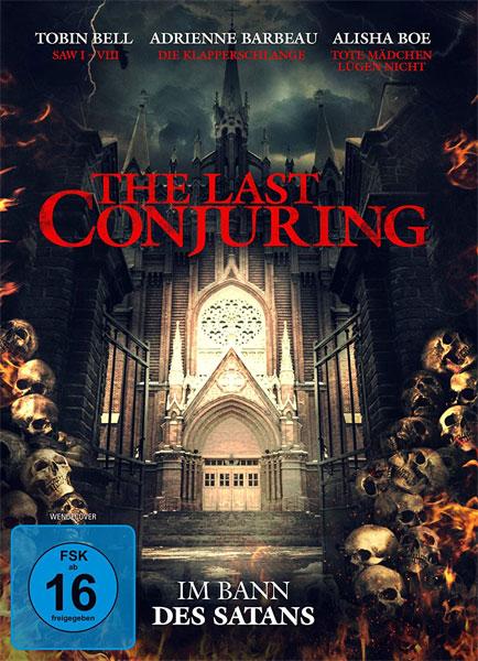 Last Conjuring - Im Bann des Satans(DVD) Min: 85/DD5.1/WS