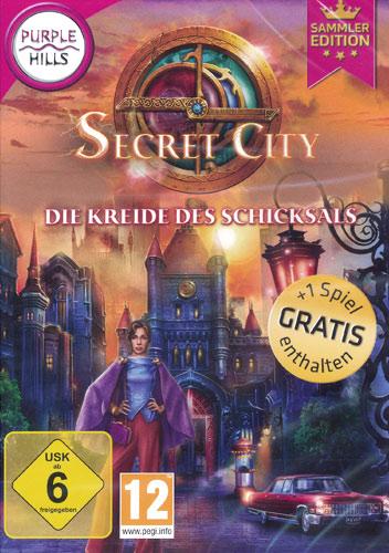 Secret City 4  PC Kreide des Schicksals