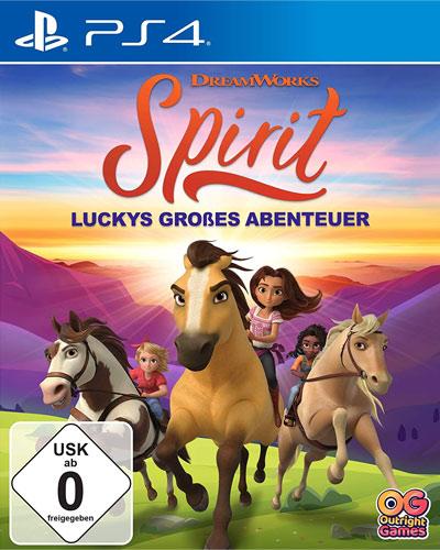 Spirit Luckys großes Abenteuer  PS-4