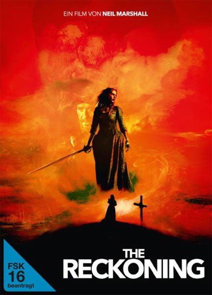 Reckoning, The (BR+DVD) LCE Mediabook Min: 111/DD5.1/WS Limited Collectors Ed.