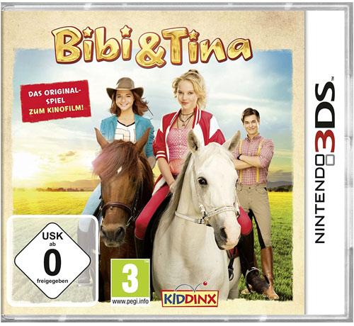 Bibi & Tina  3DS  Budget Das Spiel zum Film