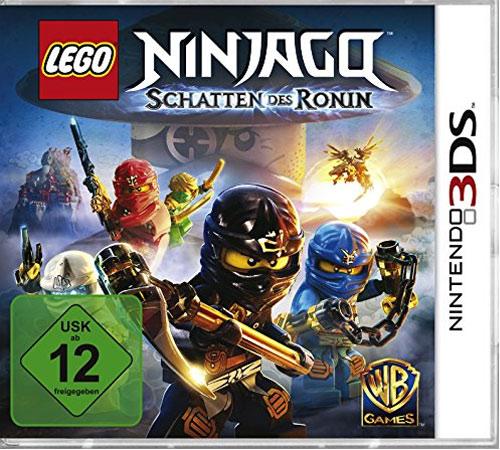 Lego Ninjago  3DS  Budget Schatten des Ronin