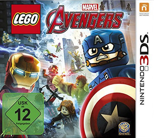 Lego Marvel Avengers  3DS  Budget