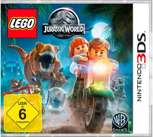 Lego Jurassic World  3DS  Budget