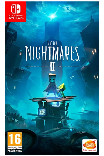 Little Nightmares II  SWITCH  D1  AT