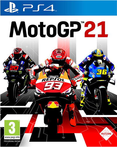 Moto GP 21  PS-4  AT