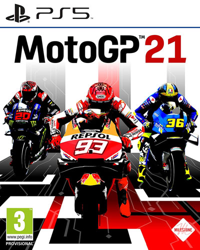 Moto GP 21  PS-5 AT