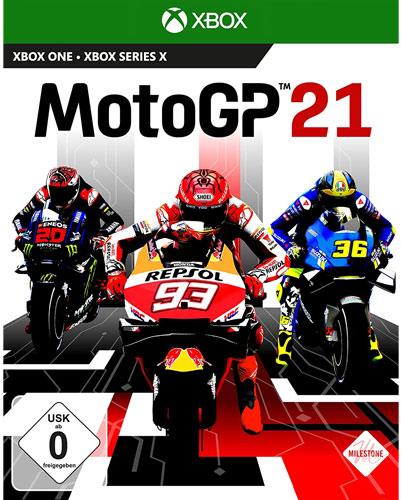 Moto GP 21  XB-ONE