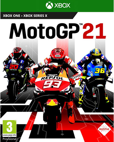 Moto GP 21  XB-ONE AT