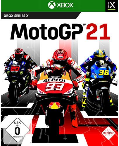 Moto GP 21  XBSX