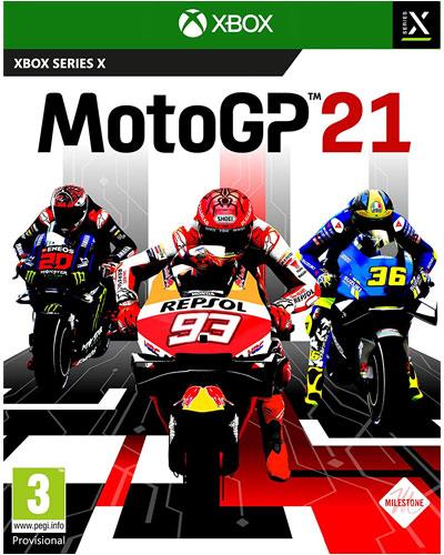 Moto GP 21  XBSX AT