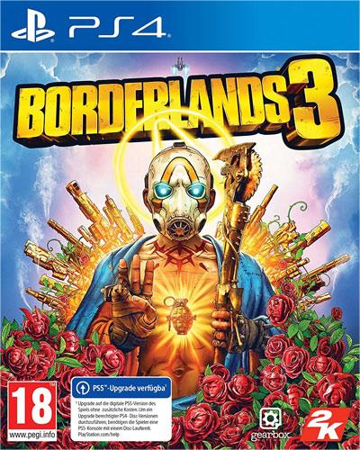 Borderlands 3  PS-4  FRZ kostenloses PS5 Upgrade