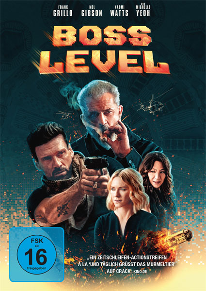 Boss Level (DVD) Min: 112/DD5.1/WS