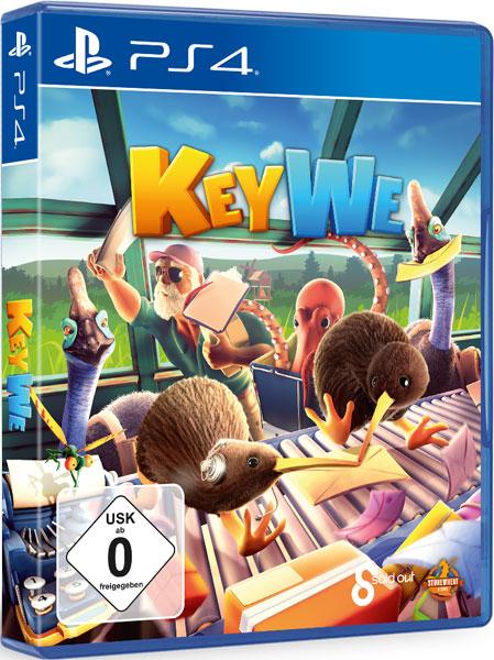 KeyWe  PS-4