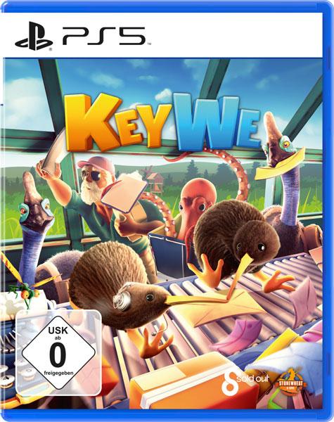 KeyWe  PS-5