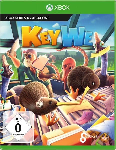 KeyWe  XBSX