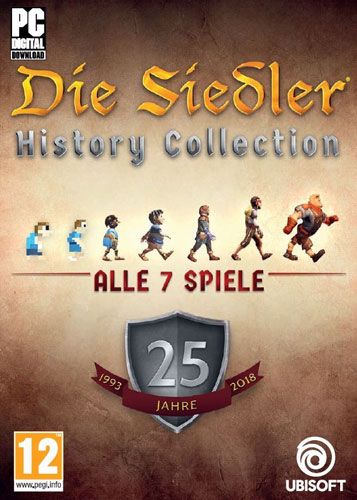 Siedler History Collection  PC  AT