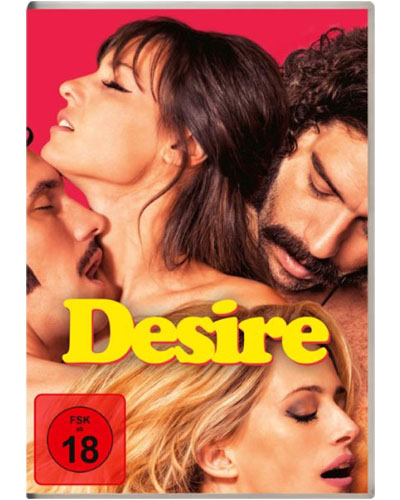Desire (DVD)VL Min: 88/DD5.1/WS  Busch Media