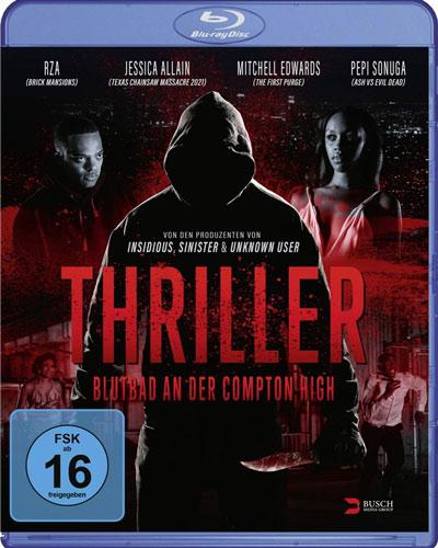 Thriller (BR)VL Blutbad an d.Compton Hi. Min: 87/DD5.1/WS