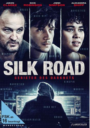 Silk Road - Gebieter des Darknets(DVD)VL Min: 112/DD5.1/WS