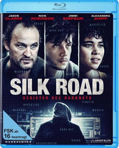 Silk Road - Gebieter des Darknets (BR)VL Min: 117/DD5.1/WS