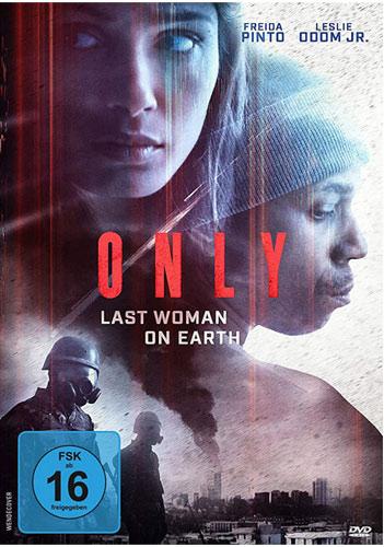 Only - Last Woman on Earth (DVD)VL Min: 93/DD5.1/WS