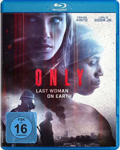 Only - Last Woman on Earth (BR)VL Min: 97/DD5.1/WS
