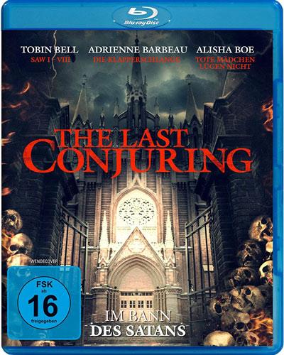 Last Conjuring (BR)VL Im Bann des Satan Min: 89/DD5.1/WS