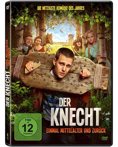 Knecht, Der (DVD)VL Einmal Mittelalter.. Min: 104/DD5.1/WS