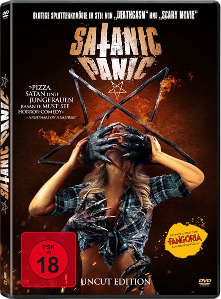 Satanic Panic (DVD)VL Min: 85/DD5.1/WS