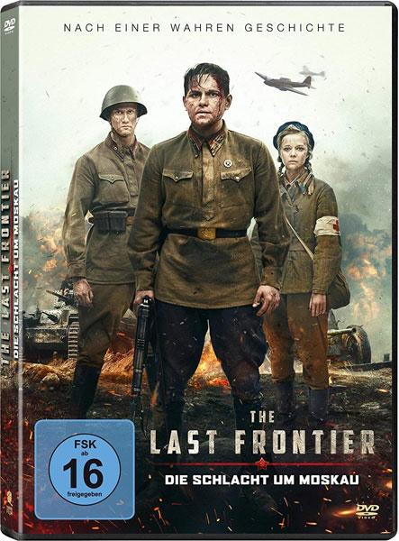 Last Frontier (DVD)VL Schlacht um Moskau Min: 131/DD5.1/WS