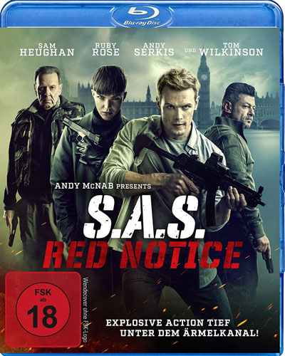 S.A.S. Red Notice (BR)VL Min: 124/DD5.1/WS