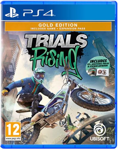 Trials Rising Gold  PS-4  AT