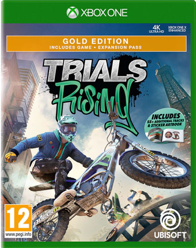 Trials Rising Gold  XB-ONE  AT