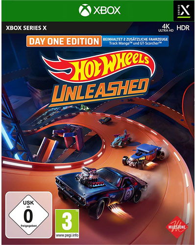 Hot Wheels Unleashed  XBSX  D1