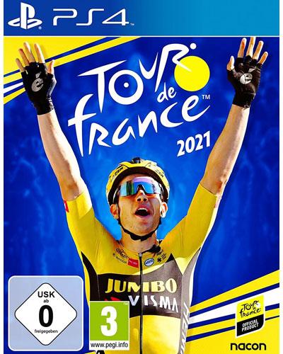 Tour de France 2021  PS-4